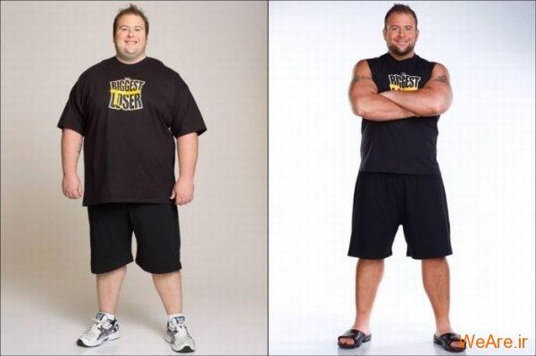 قبل از چاقی, بعد از چاقی,قبل از لاغری, بعد از لاغر شدن (14)