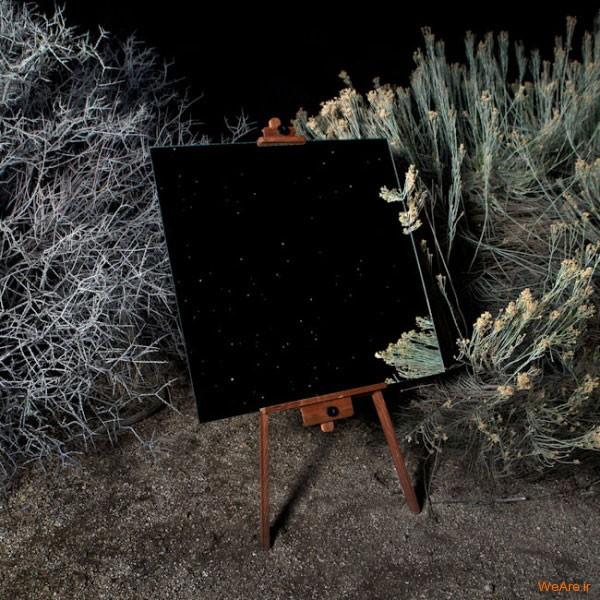 تابلوهای هنری با آیینه (6)