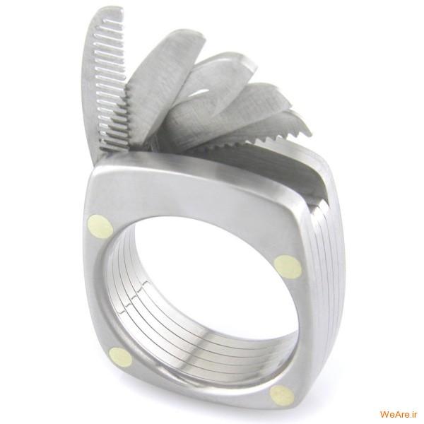 انگشتری مردانه همه فن حریف (1)