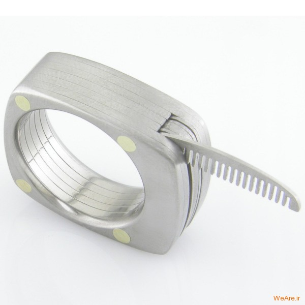انگشتری مردانه همه فن حریف (4)