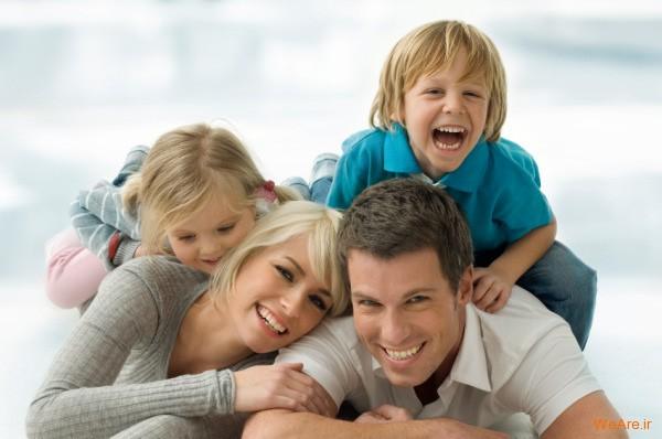خانواده شاد