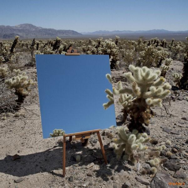 تابلوهای هنری با آیینه (8)