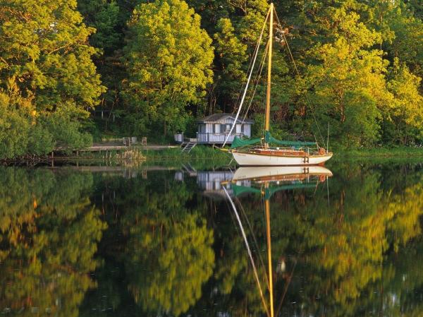 انعکاس عکس در آب, انعکاس تصویر در آب (2)
