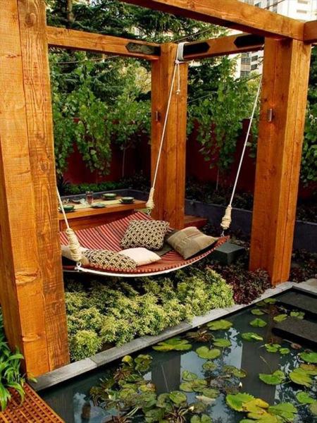 ایده های خلاقانه باغداری (8)
