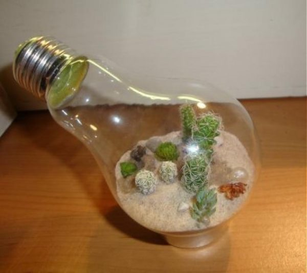 گلدان حبابی