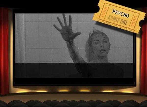 در فیلم روانی (Psycho)