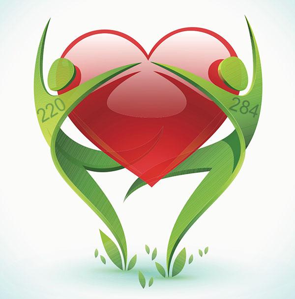عشق در اعداد و ریاضیات