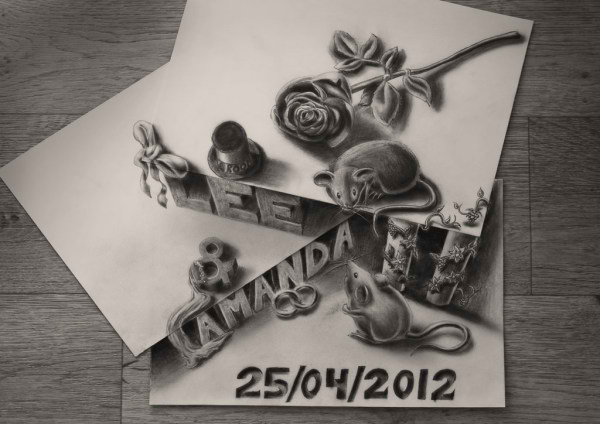 Optical-Illusion-3D-Drawings-on-Paper-by-Ramon-Bruin-aka-JJKAirbrush-27-weare.ir
