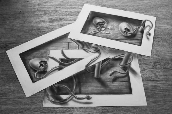 Optical-Illusion-3D-Drawings-on-Paper-by-Ramon-Bruin-aka-JJKAirbrush-36-weare.ir