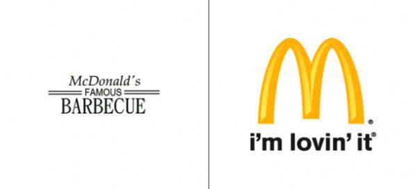 آرم McDonalds