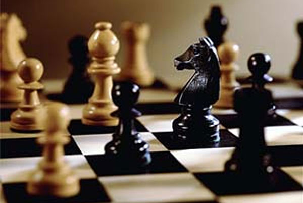 قانون آنپاسان در بازی شطرنج