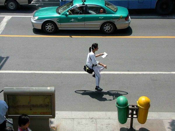هنر دستکاری عکس / حذف دوچرخه