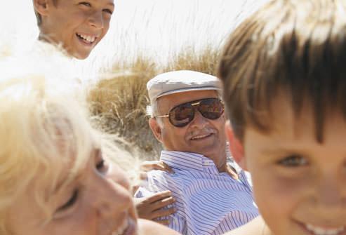 پیرمرد خوشگذران