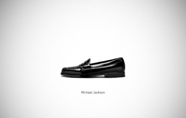 کفش های معروف جهان!