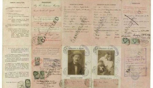 شناسنامهJames-Joyce,گذرنامهJames-Joyce,مشخصات خصوصیJames-Joyce