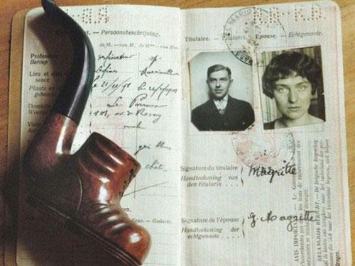 شناسنامه rene-magritte,گذرنامهrene-magritte,مشخصات خصوصیrene-magritte