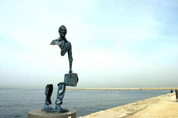 مجسمه سورئال (8)