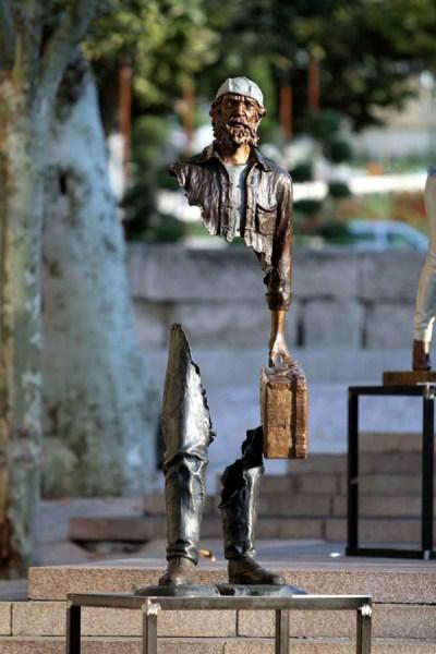 مجسمه سورئال (7)