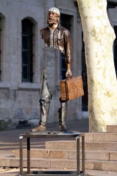مجسمه سورئال (6)