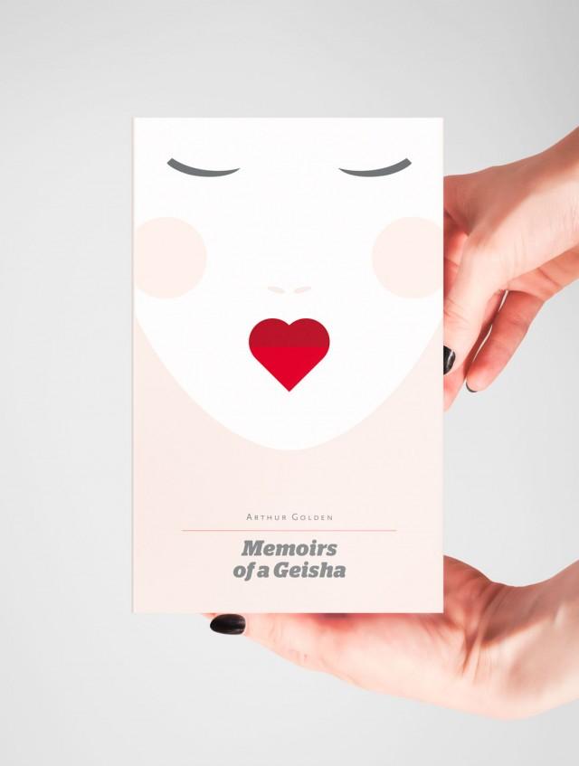 جلد کتاب عاشقانه (3)