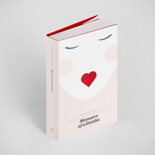 جلد کتاب عاشقانه (10)