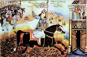 ویژگی های اساطیری ماجرای سیاوش بنابر روایت های اوستایی و پهلوی