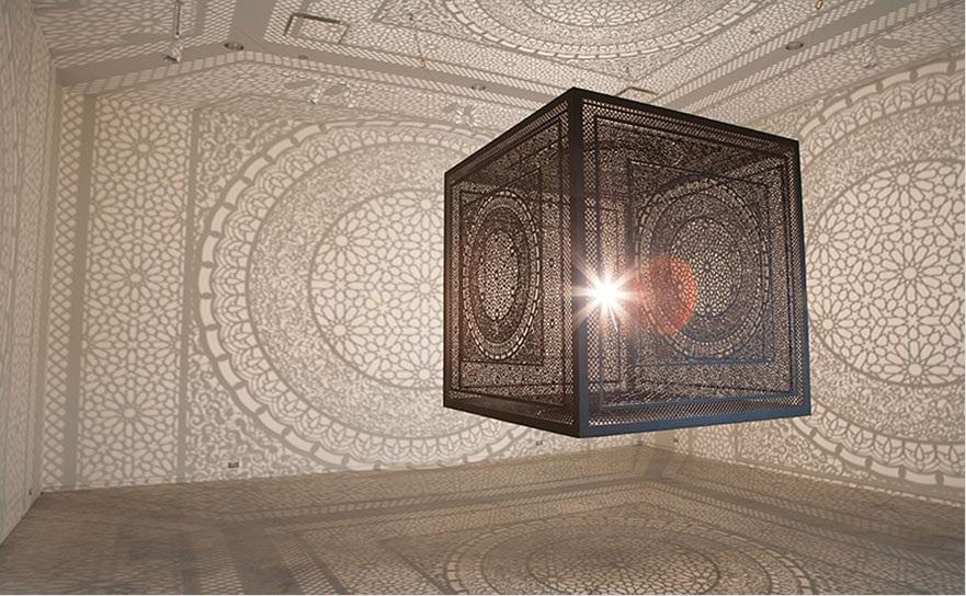 تبدیل اتاقی ساده به شاهکاری معمارگونه