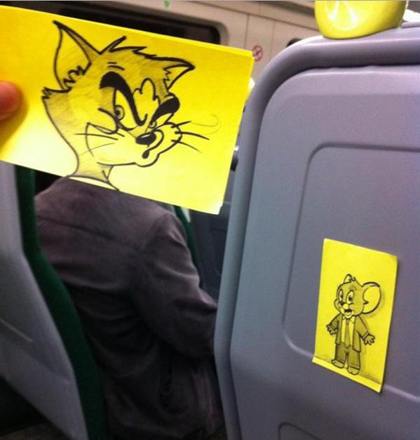 راه هایی خلاقانه برای گذر اوقات در قطار