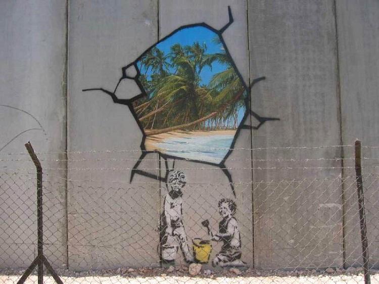 نقاشی خیابانی