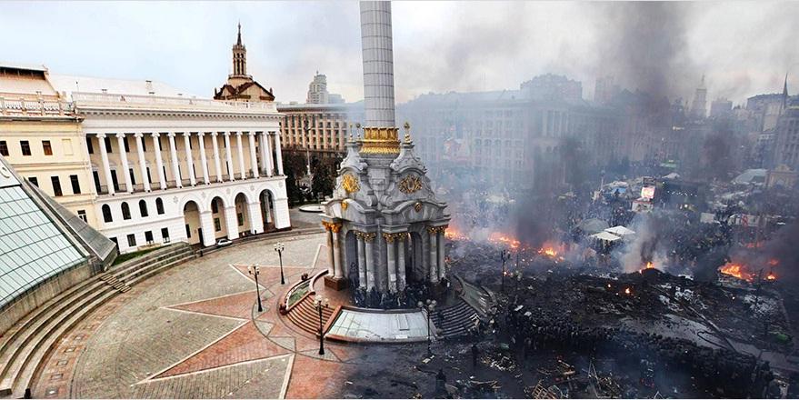 میدان استقلال کیف فوریه ۲۰۱۴