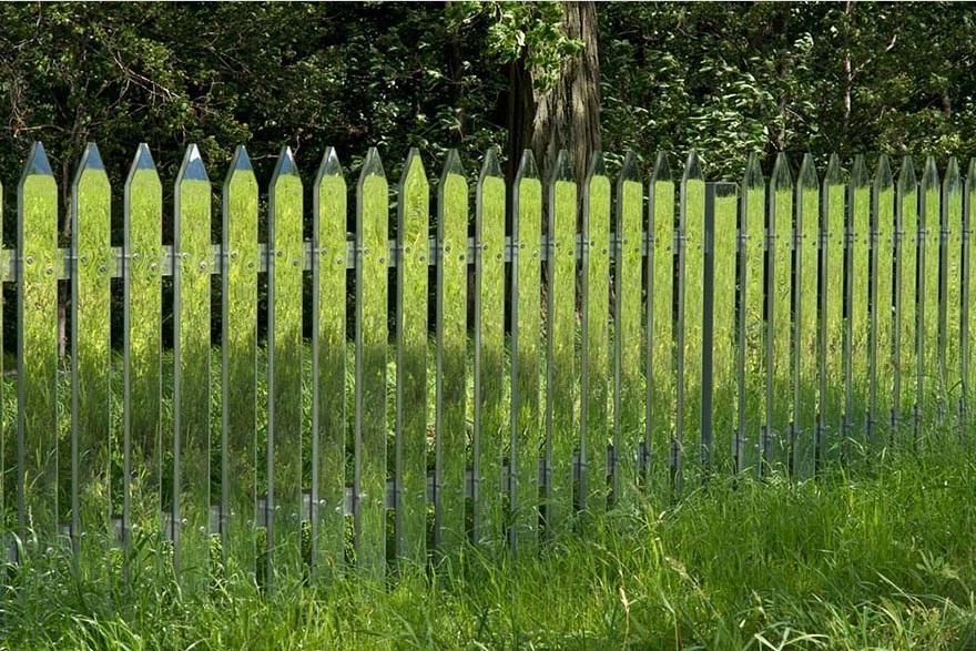 حصارهای آینه ای منطبق با فصول