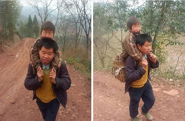 نمونه ای از ایثار و محبت، عشق پدر به فرزند