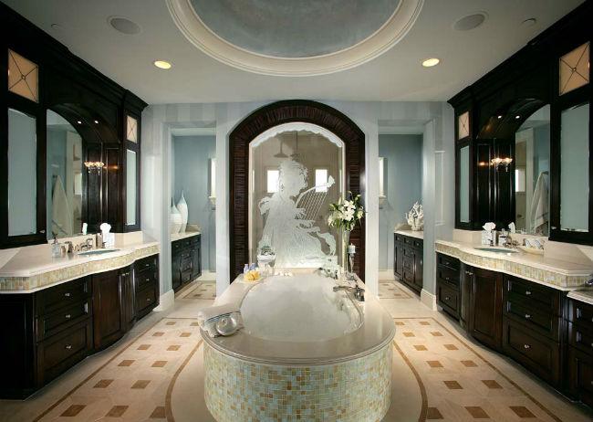 طراحی های بی نظیر حمام خانه