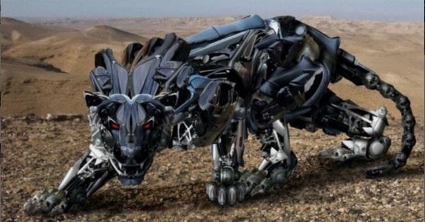 شگفتانگیزترین روباتها با الهام از موجودات زنده