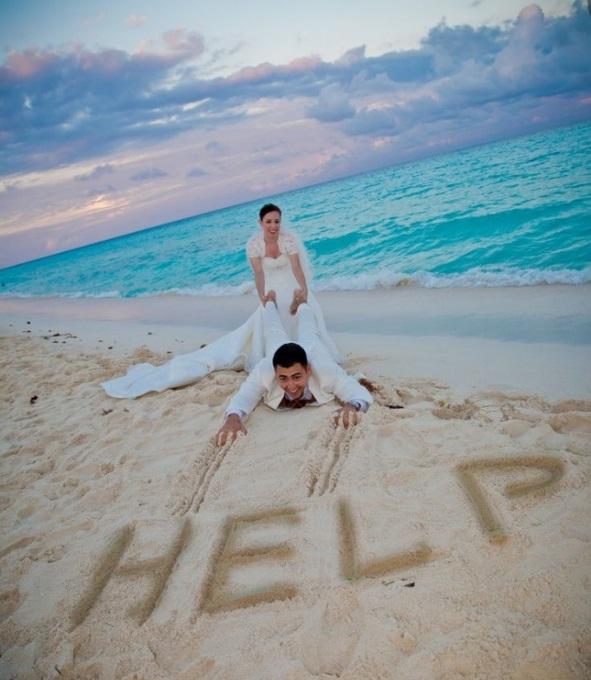 جالب ترین عکس های عروسی