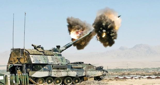 گلولههای دیجیتالی به توپخانههای مدرن وارد می شود