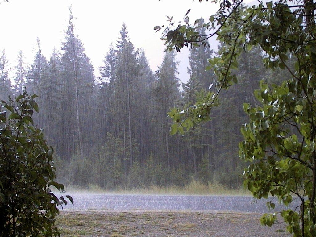 آیا می توان انرژی سقوط باران را تحت کنترل در آورد؟