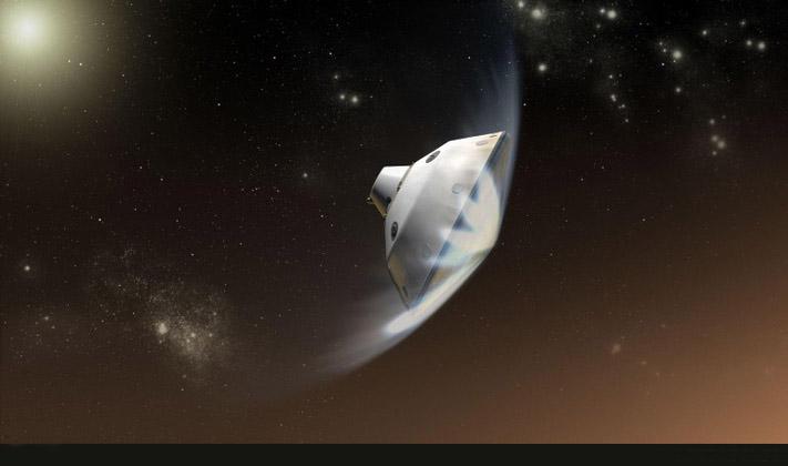 چرا موشک ها تنها هنگام ورود به جو نیازمند سپر حرارتی است؟