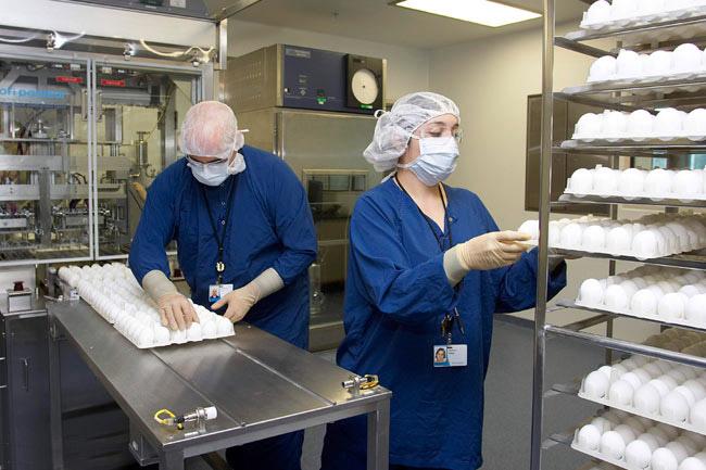واکسن آنفولانزای فصلی چگونه ساخته می شود؟