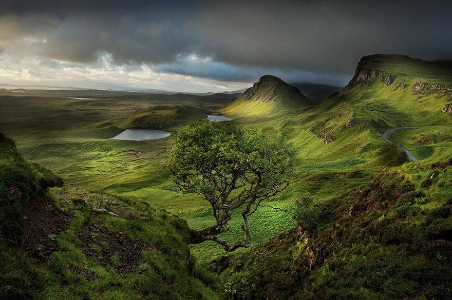 ۲۵ دلیل که باید به اسکاتلند سفر کرد