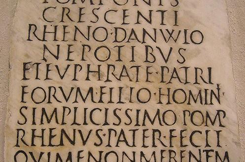 عبارتهای لاتین در متنهای انگلیسی چه معنایی دارند؟