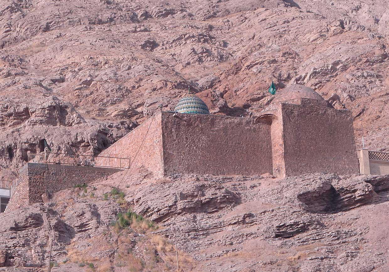 بابا (بی بی) الهه باستانی ایران