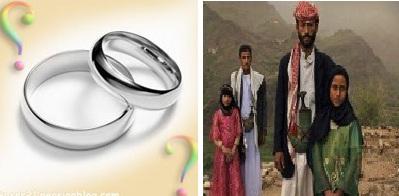 عواقب جبرانناپذیر ازدواج در دوره کودکی