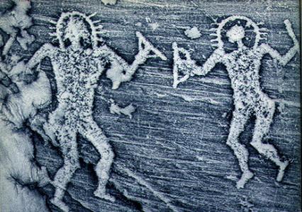 شبه علم، از نوع ارابه خدایان فون دنیکن