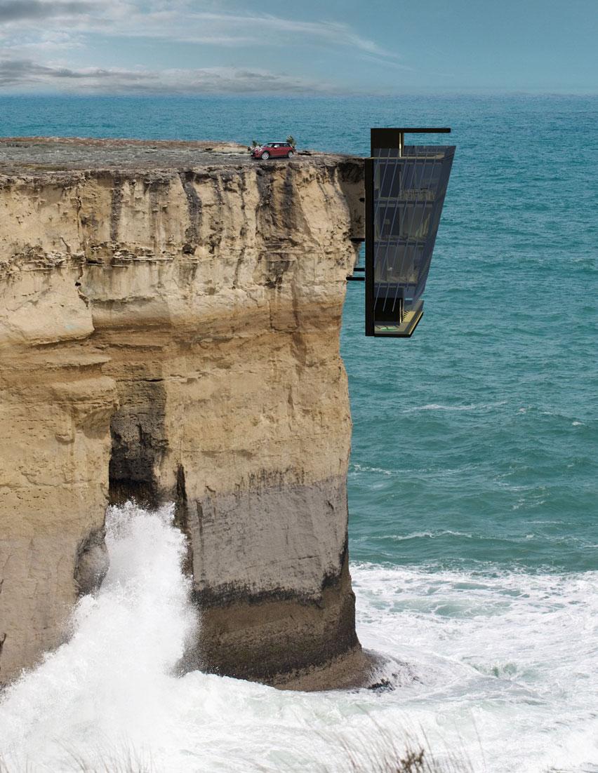 خانه ای فوق العاده برای تعطیلات در استرالیا