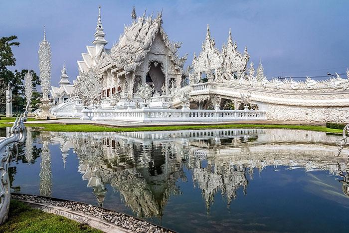 شاهکاری عظیم، معبد سفید تایلند