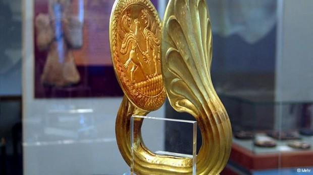 حلقه طلائی قدرت ایرانیان