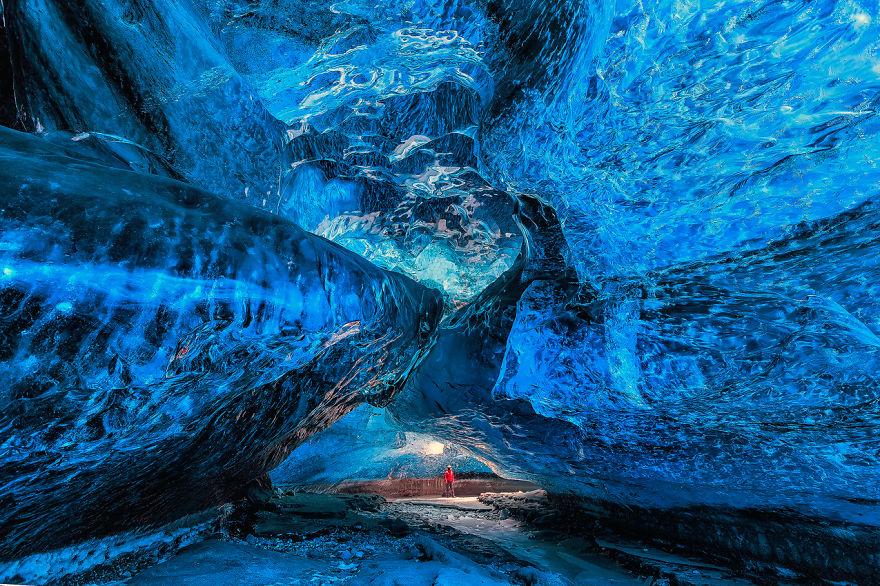 غارهای زیبا در سراسر جهان!