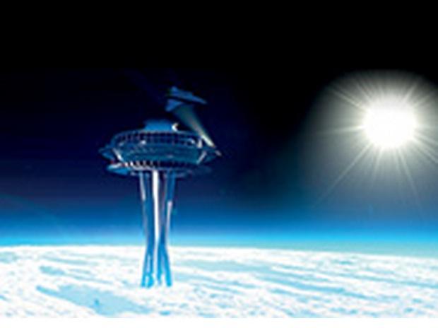 رویای آسانسور فضایی به حقیقت می پیوندد!