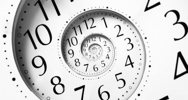 تایید نسبی بودن زمان